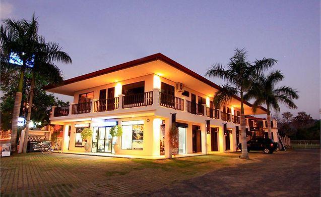 Blue Palm Hotel Jaco